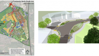 Thumbnail image for Work to start on £13m North South Link Road in Weston-super-Mare