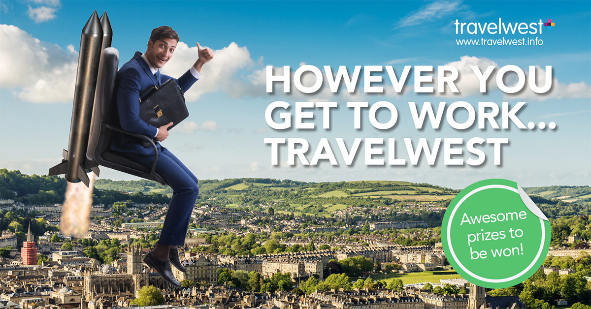 Travel to Work Survey teaser banner