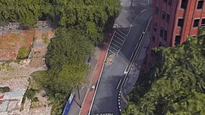 Thumbnail image for Temporary relocation of Tower Hill cycle lane