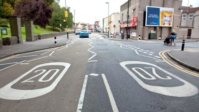 Thumbnail image for No major changes needed after Bristol's 20mph limit review