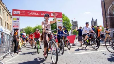 Thumbnail image for Saddle up for Let's Ride Bristol