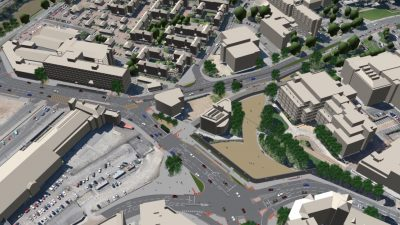 Thumbnail image for Additional closures announced for planned overnight works at Temple Gate