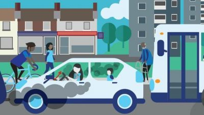 Thumbnail image for Consultation on traffic clean air options for Bristol