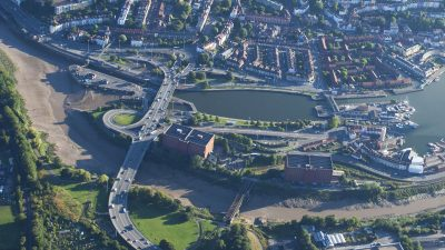 Thumbnail image for Bristol's Western Harbour concepts unveiled