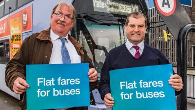 Thumbnail image for South Gloucestershire Council welcomes lower bus fares in Thornbury and Yate