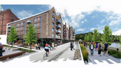 Thumbnail image for Advisory group to shape Bristol's ambitious Western Harbour plans