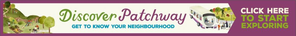 Discover Patchway: Get to know your neighbourhood. Click here to start exploring