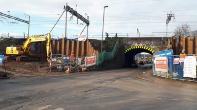 Thumbnail image for Eight-month road closure begins on Gipsy Patch Lane