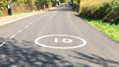 Thumbnail image for New 10mph zone and resurfacing at Bath's Royal Victoria Park