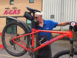 Free Bike Checks on site!