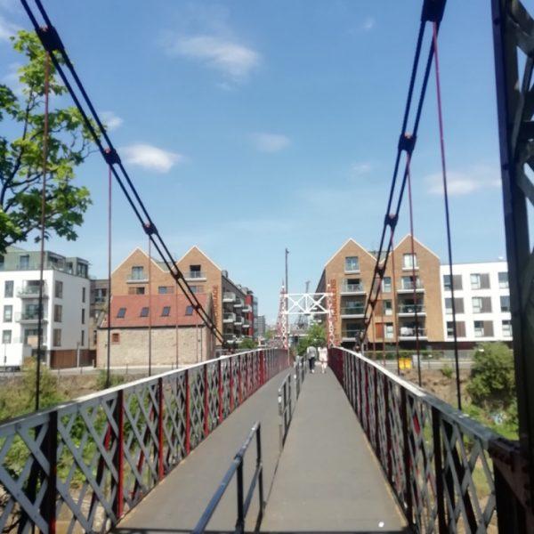 Image: Bridge to Harbour