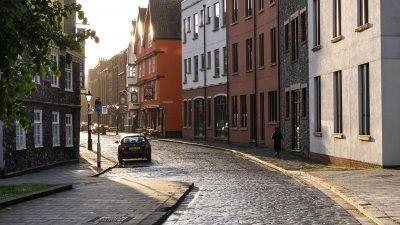 Thumbnail image for King Street, Clare Street and Corn Street in Bristol to be closed to traffic
