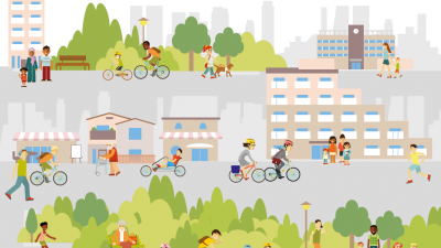 Thumbnail image for £13 million investment agreed for cycling and walking measures