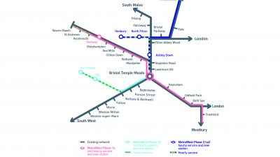 Thumbnail image for The extension of MetroWest rail services to Gloucester and Westbury is one step closer