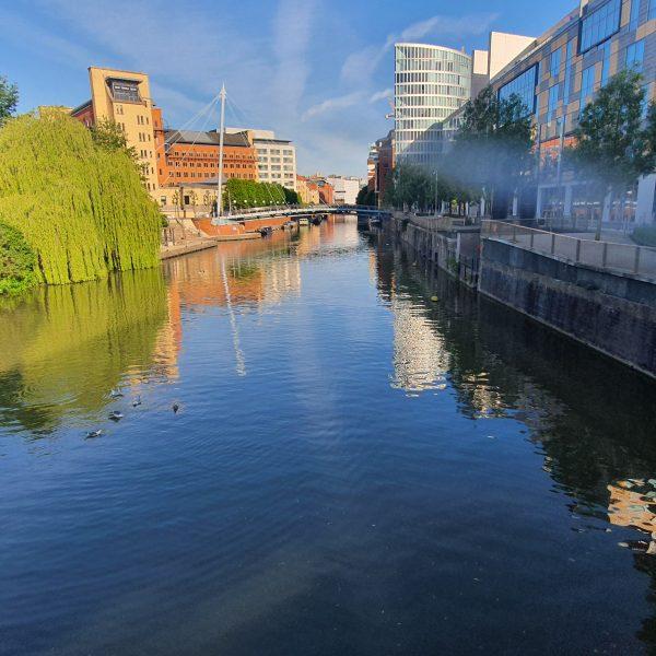 Image: View river avon