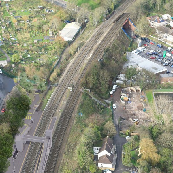 Image: Ashley Down Station Engagement - Aerial view 2_Rev 03