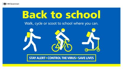 Thumbnail image for Making it easier to walk or cycle back to school in Bristol
