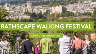 Thumbnail image for Bathscape Walking Festival gets underway