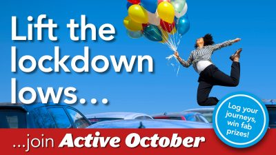 Thumbnail image for Active October starts today! Let's get going to win some fab prizes