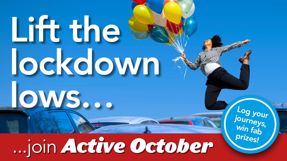 Register for Active October