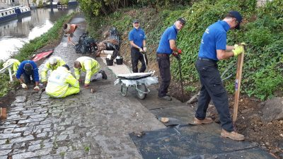Thumbnail image for Bathwick towpath reopened following improvement works
