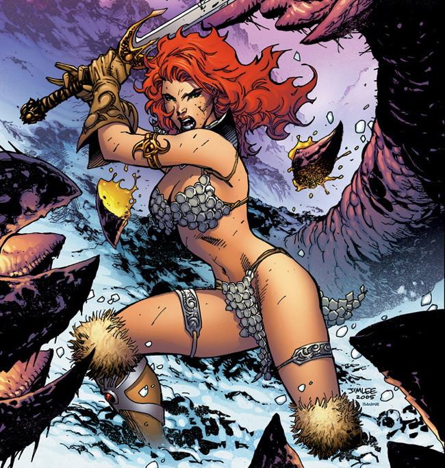 Red Sonja, la Diablessa Pèl-roja