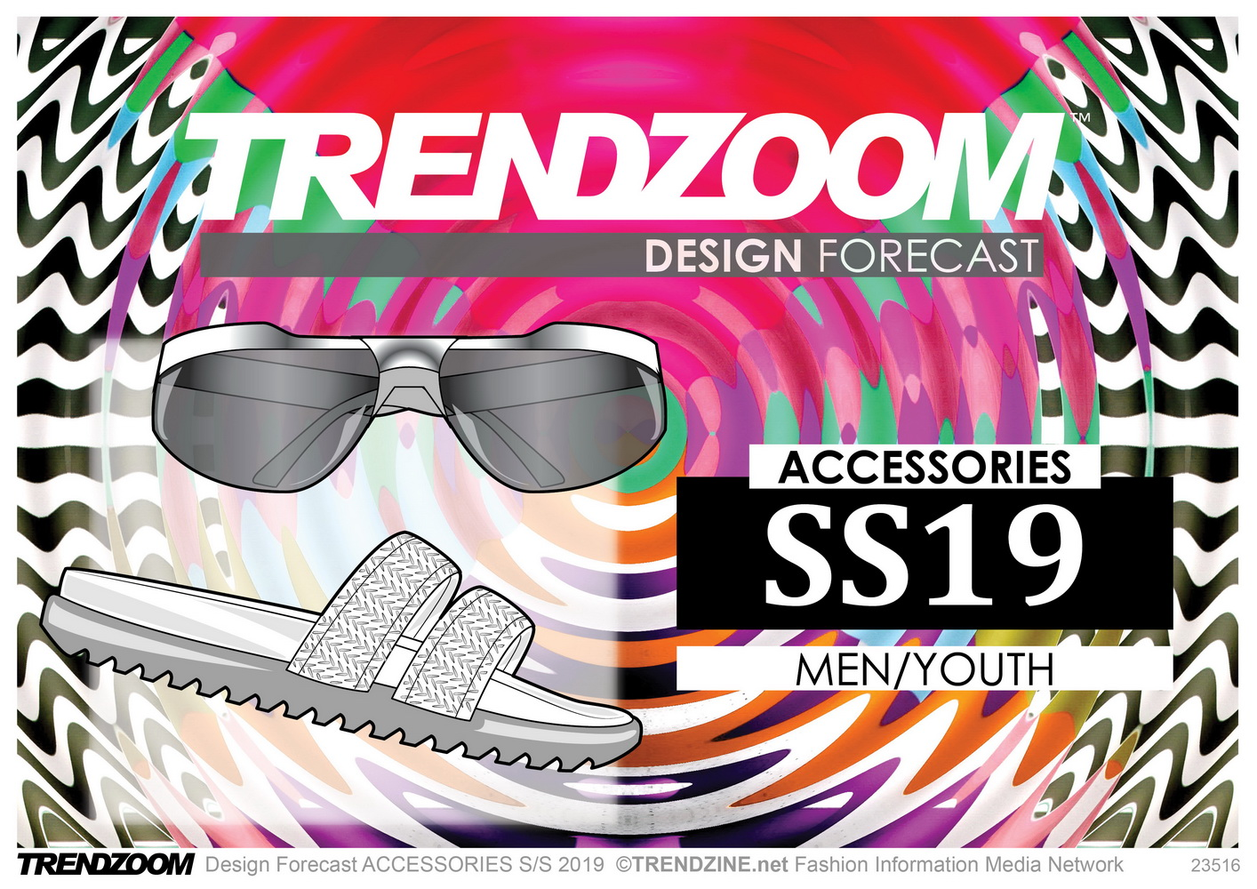 Trendzoom Design Forecast S S 2019 Men Youth Accessories Trendzoom