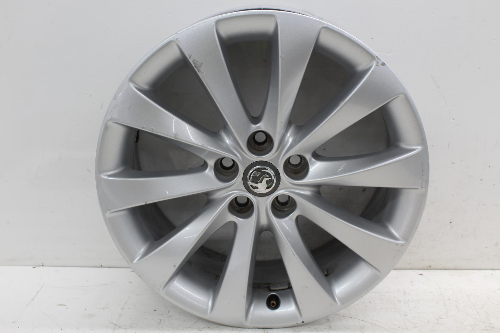 """16/"""" Vauxhall Astra J 2009-2015 Full Size Spare Steel Wheel and Tyre 5x105"""