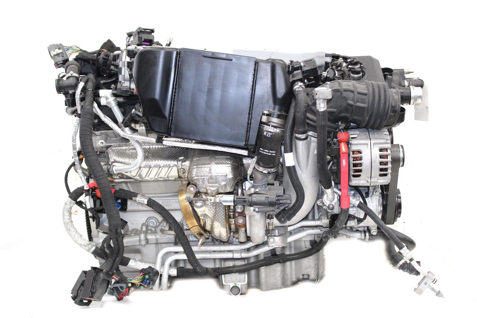 2017 Aston Martin Db11 Ae31 5204cc Petrol V12 Automatic Engine With Turbos Ebay