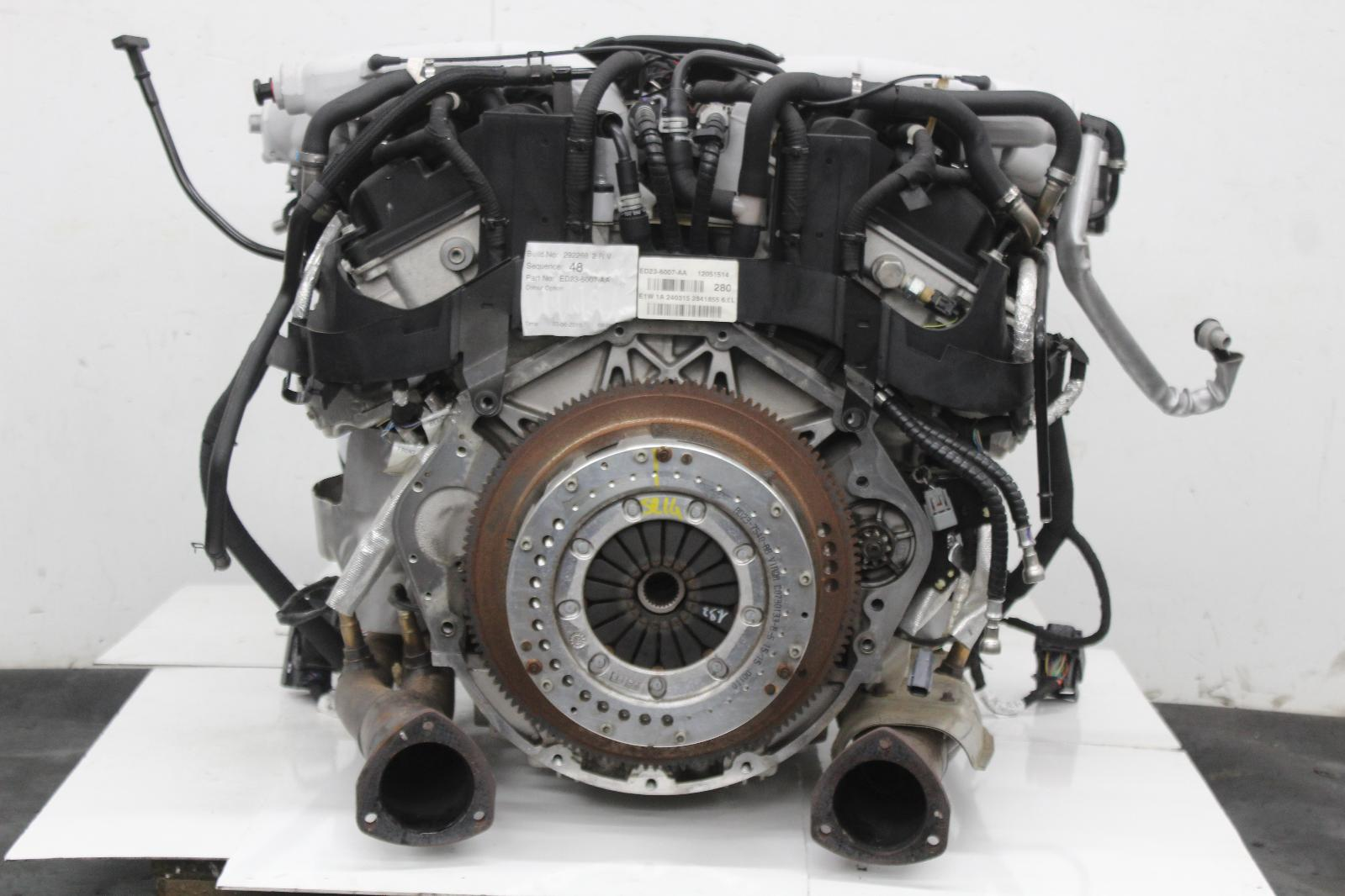 2015 Aston Martin Vantage V12 Am28 5935cc Automatic Engine