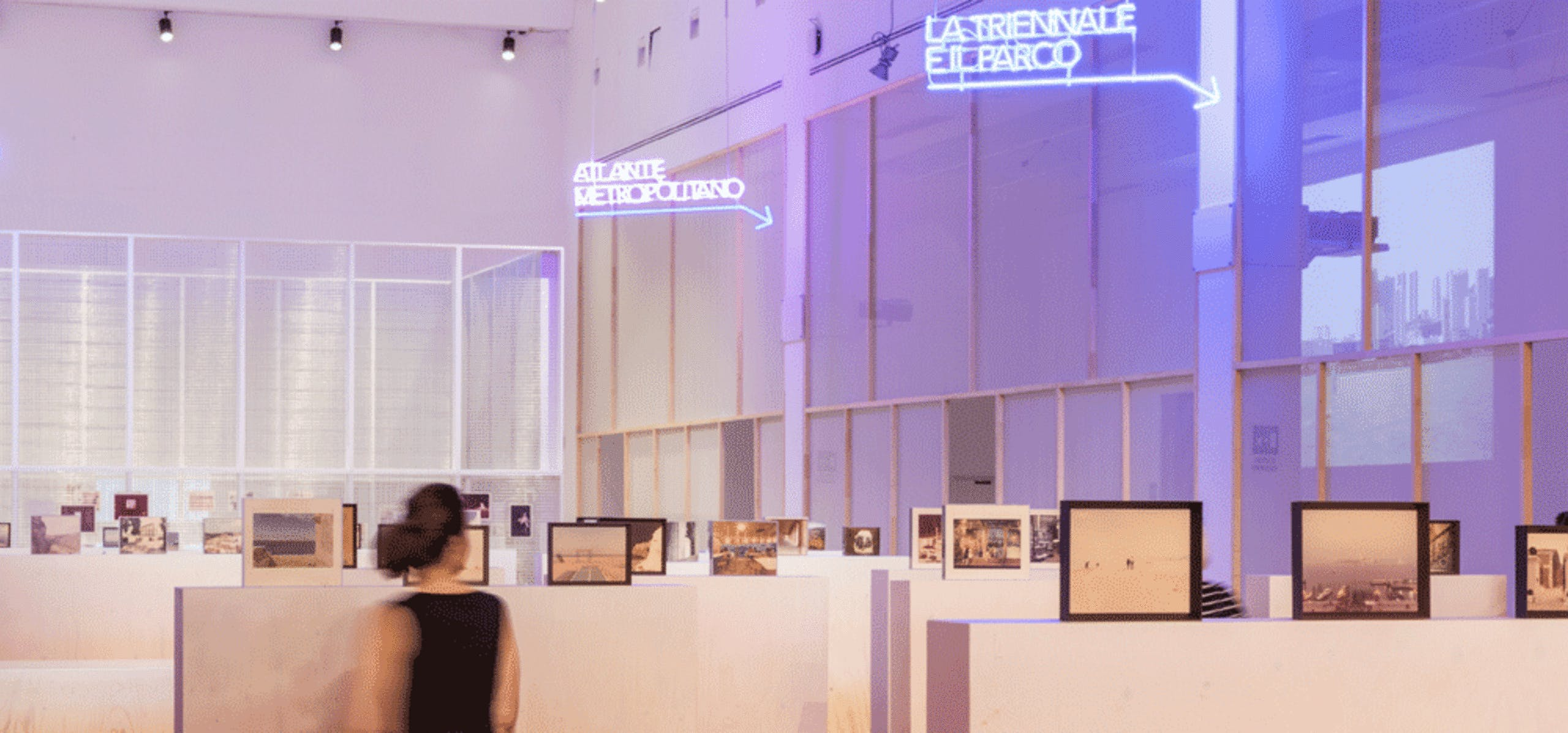 Companies And Individuals Triennale Milano
