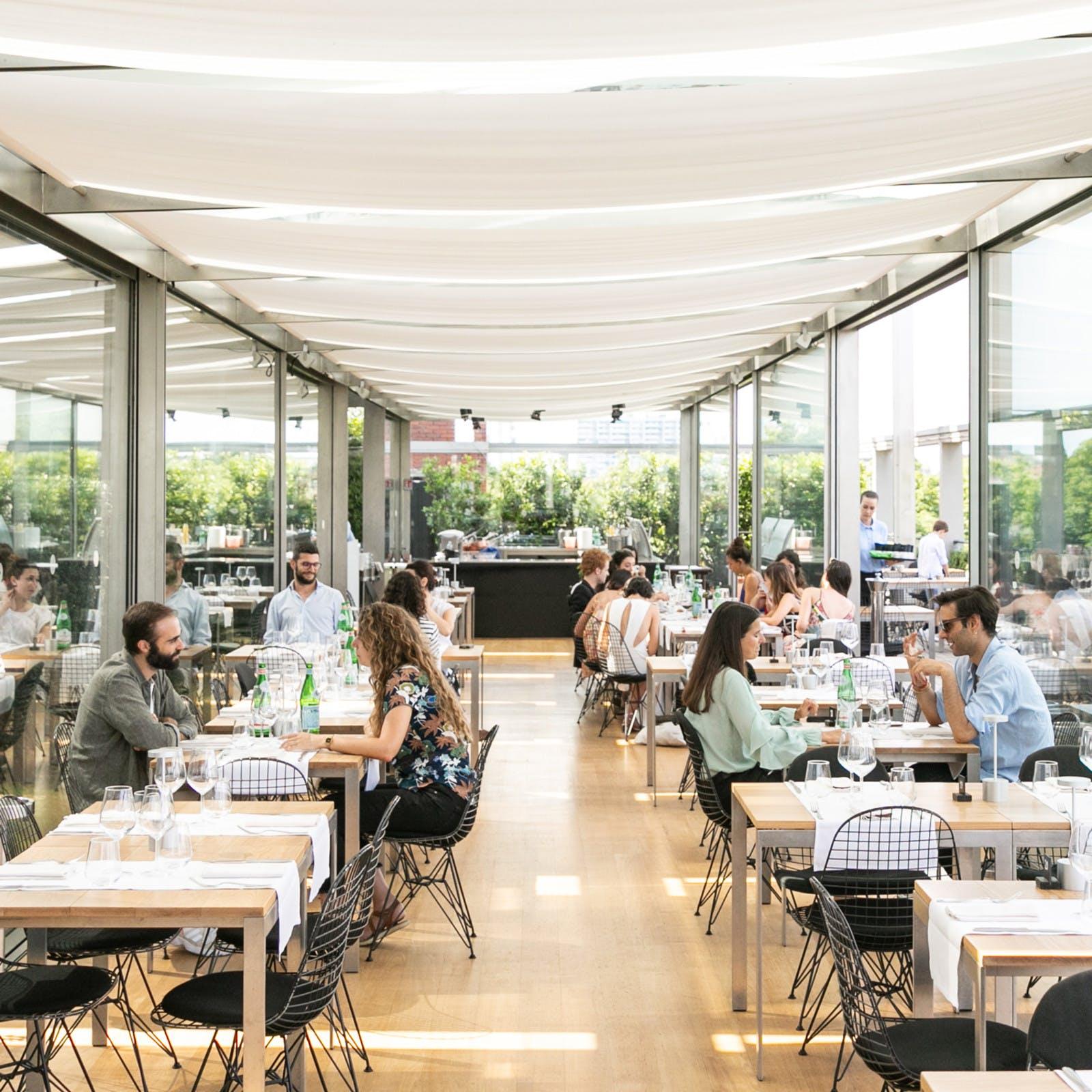 Caffè E Ristorante Triennale Milano