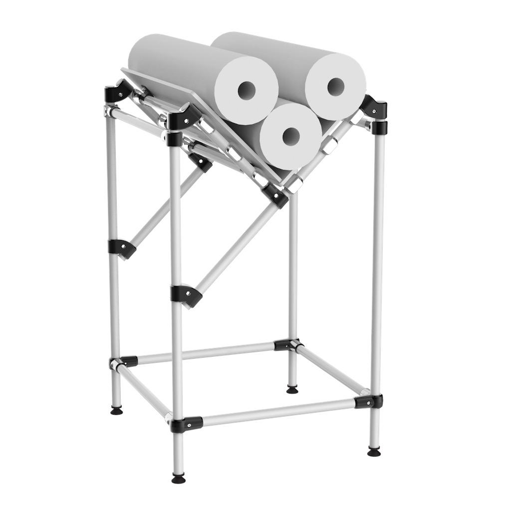 Shelf rolls
