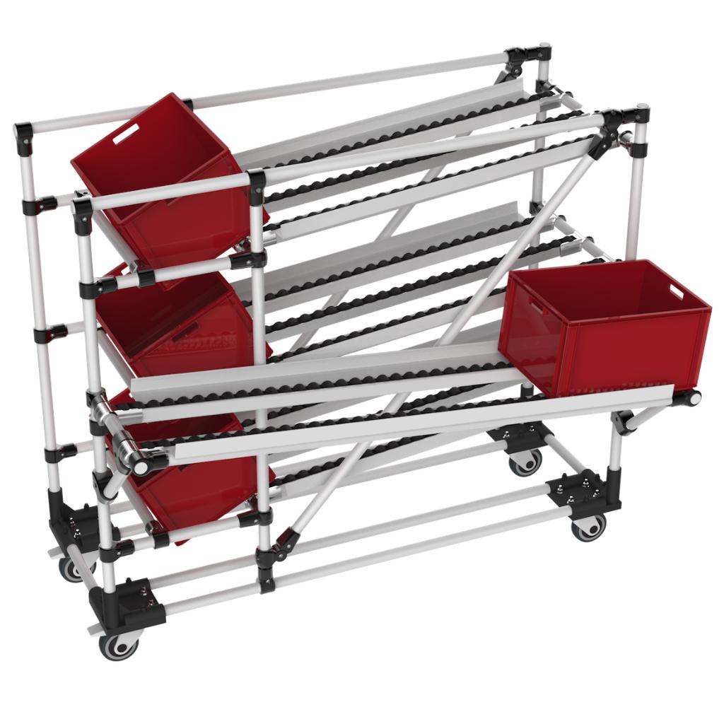 Factory rack