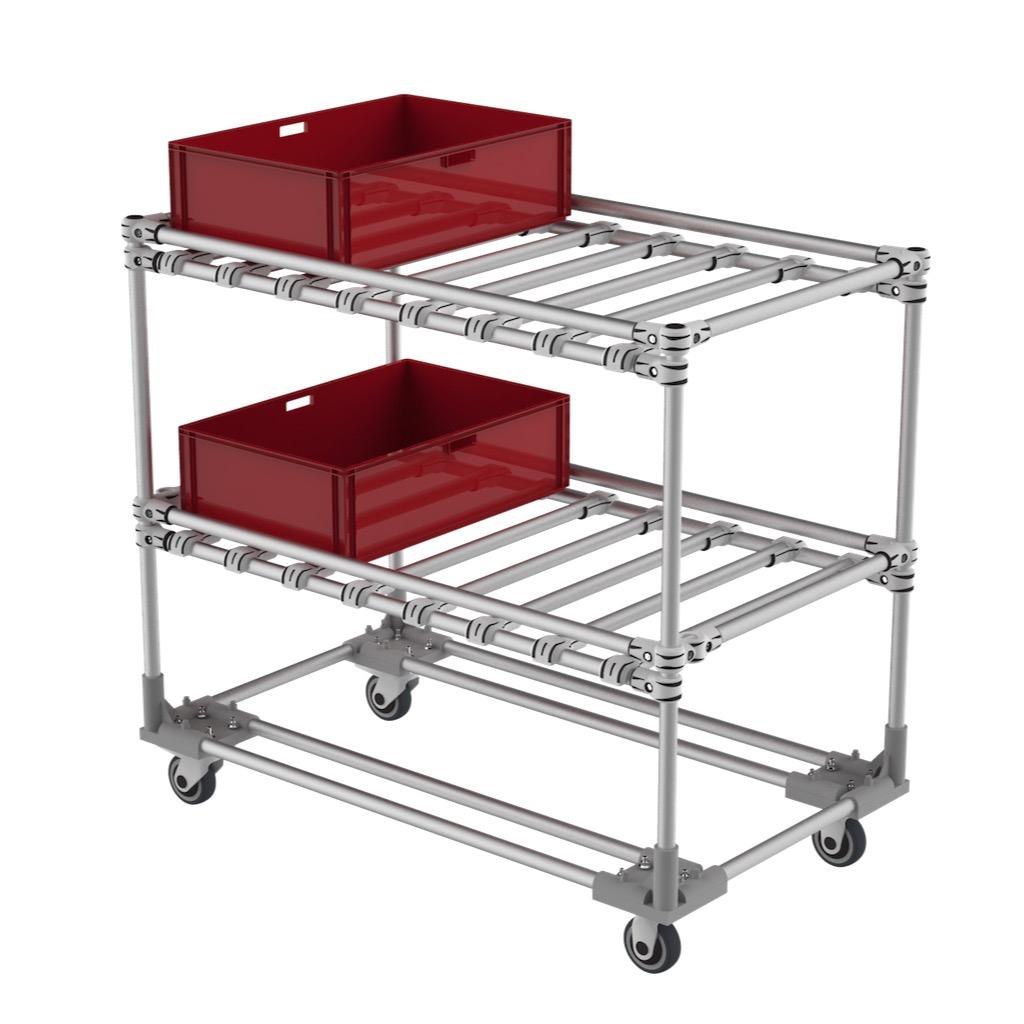 KLT trolley