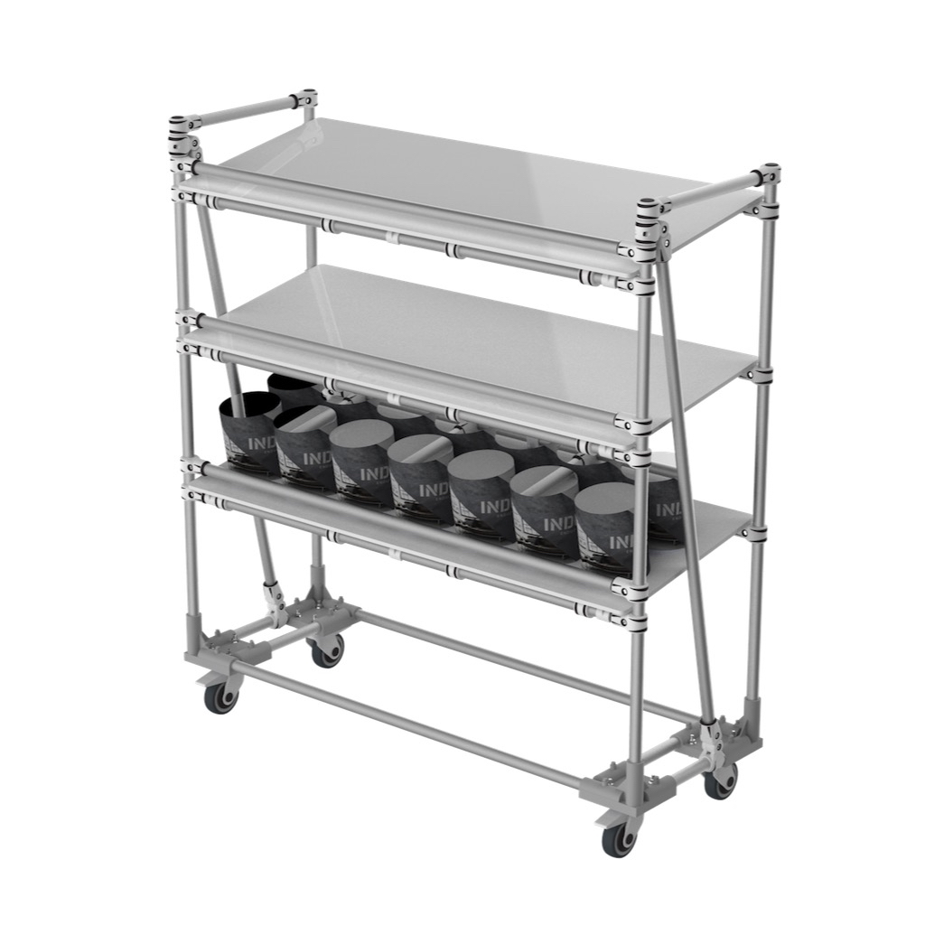 Display Trolley