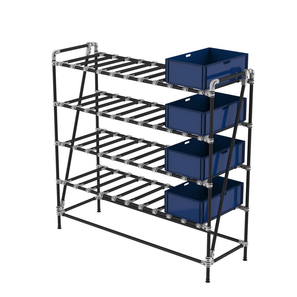 KLT shelf