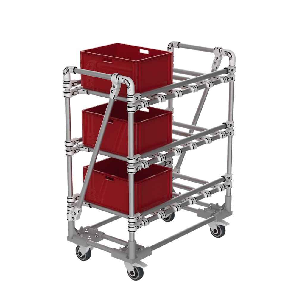 KLT storage trolley