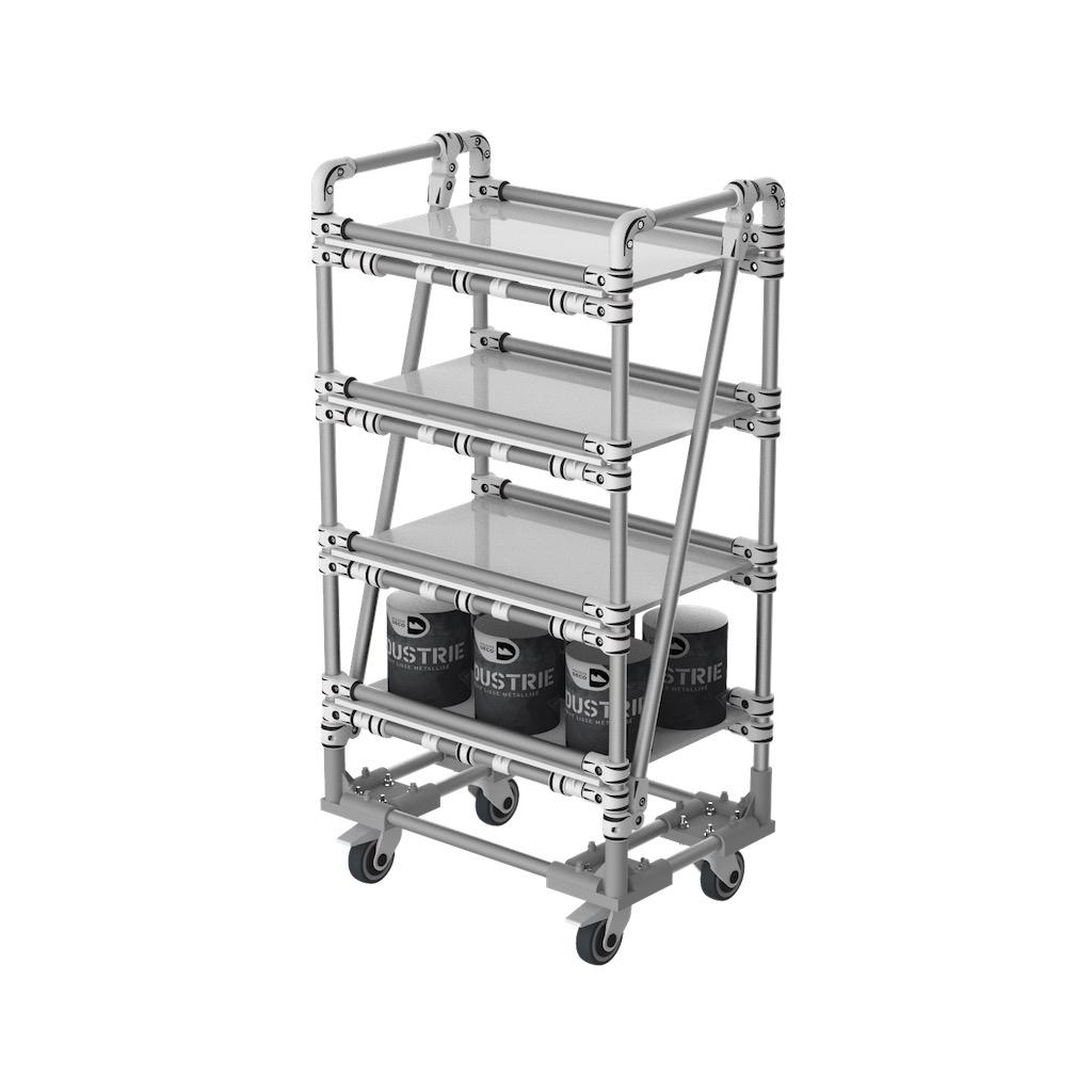Carton trolley