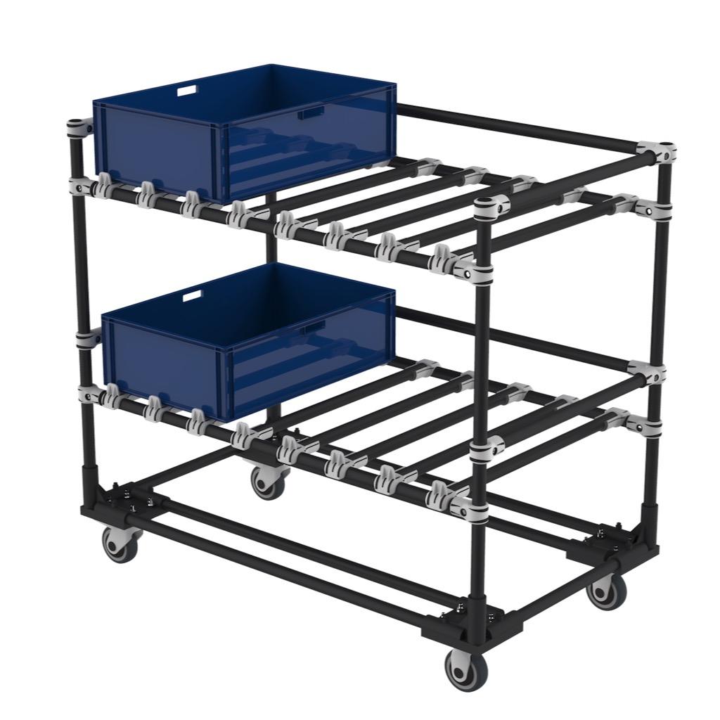 Production line cart