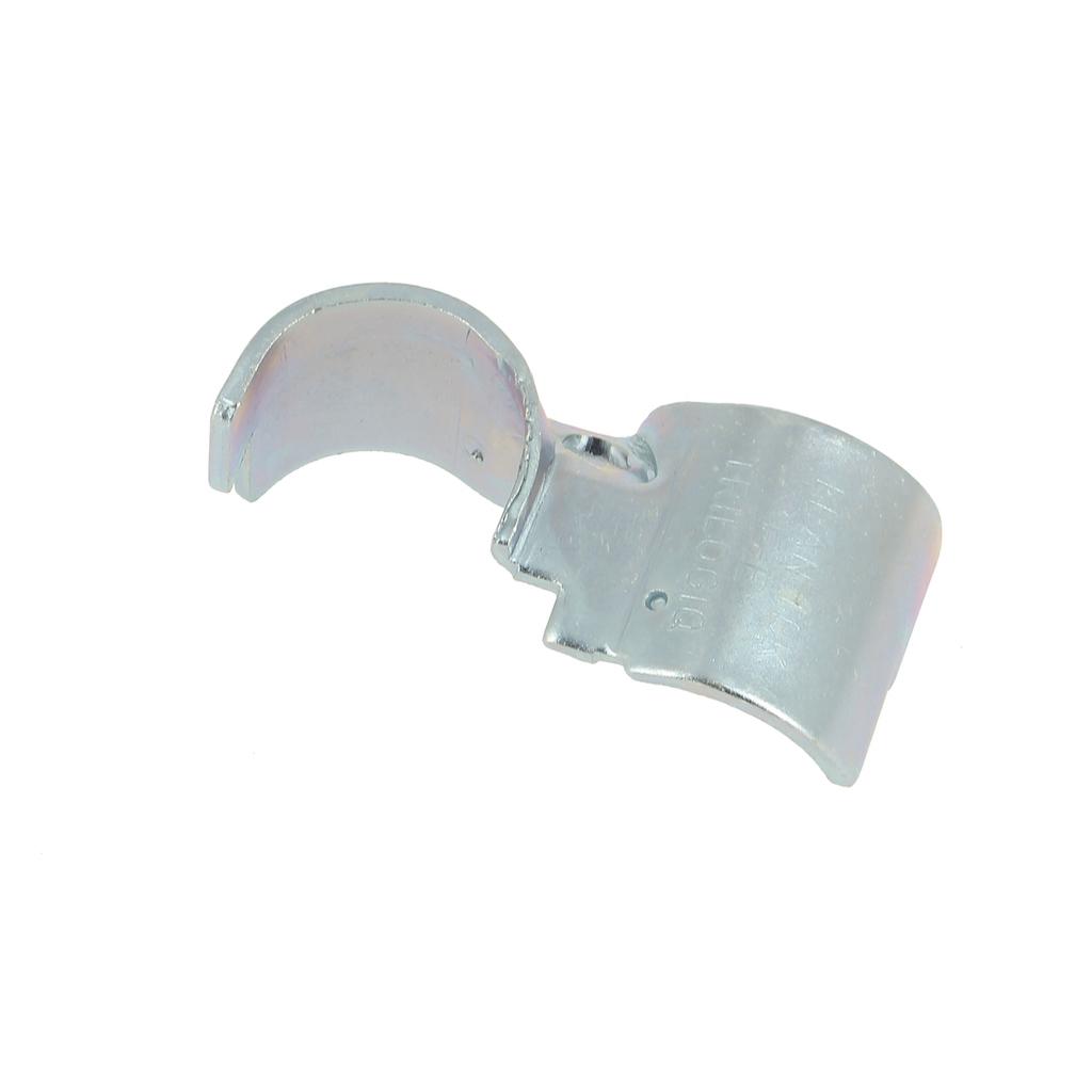 F-E-ESD Connecteur métal 90° croix (ESD)