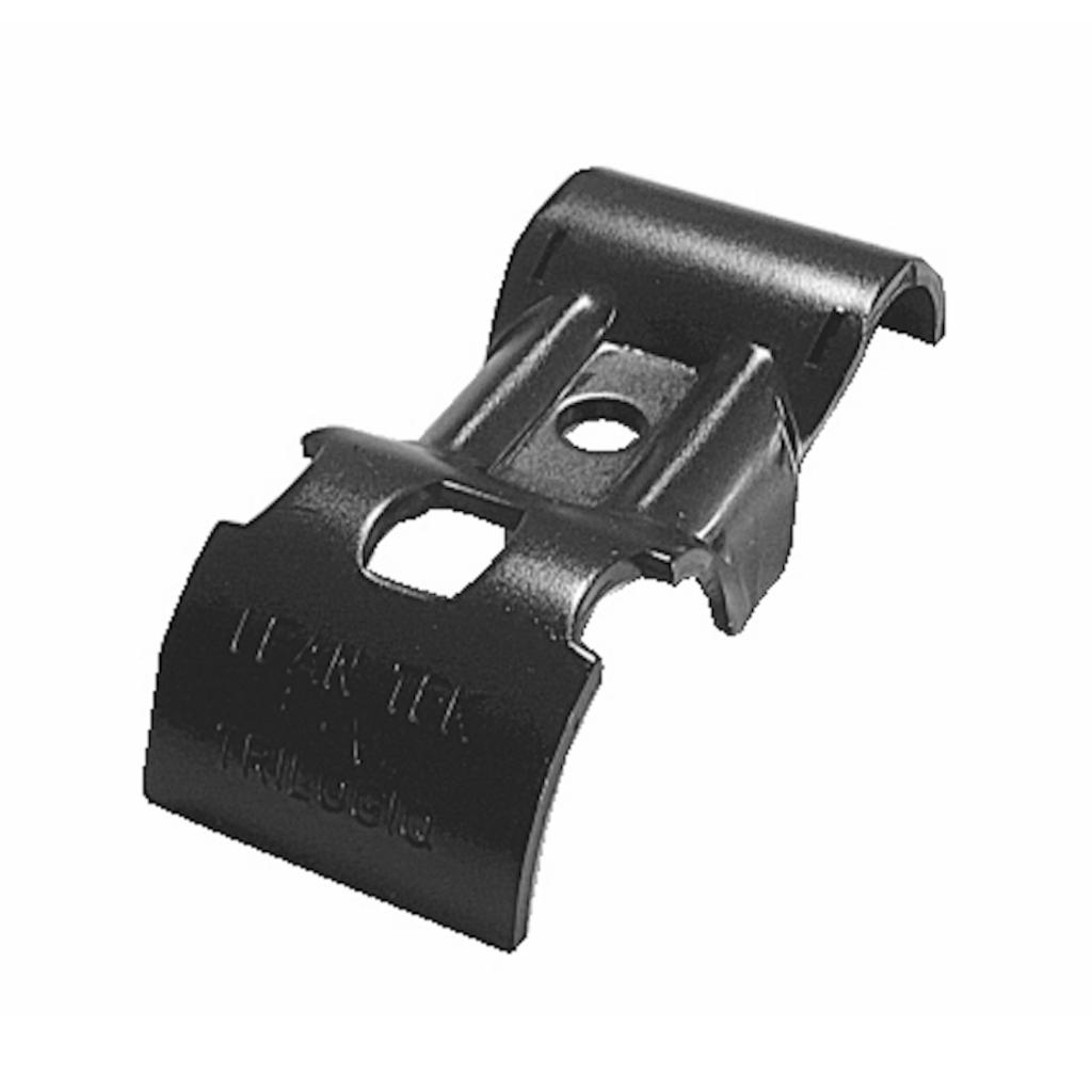 F-V4 Joint de jumelage pour accroche de 2 tubes de 33 mm