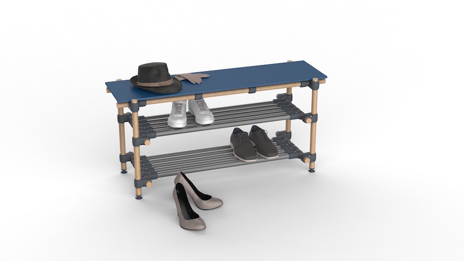 Rangement à chaussures