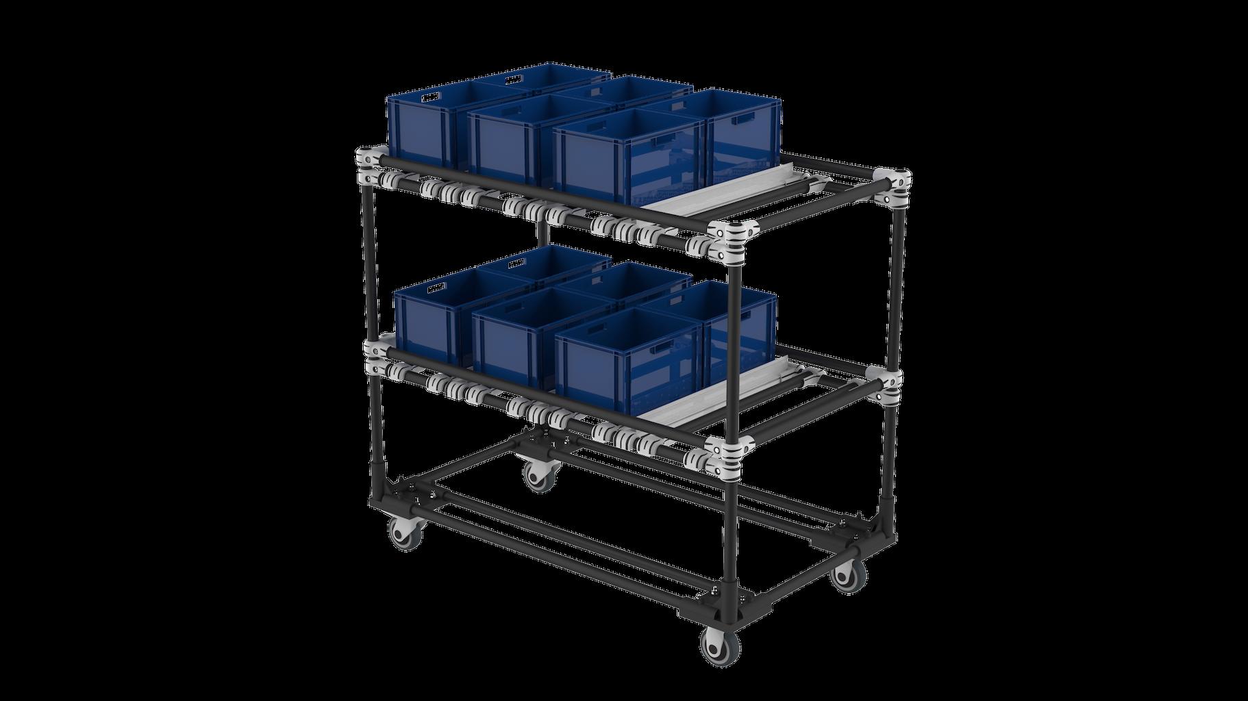 Box transport Cart