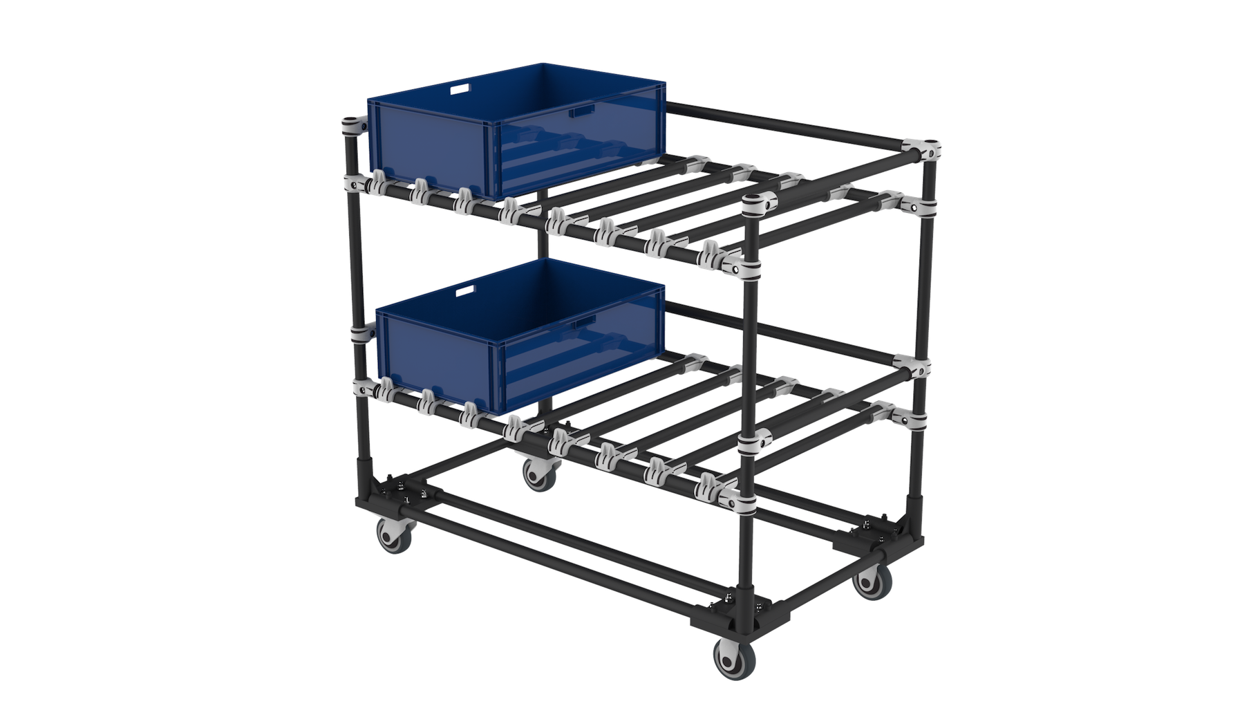 Production line cart