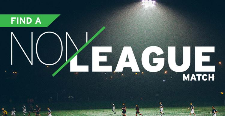 Non league day