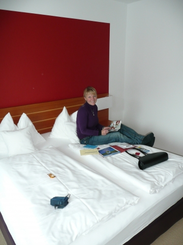 Maria Alm am Steinernen Meer - unser Zimmer