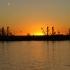 Sonnenuntergang in Ensenada