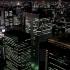 Shinjukus Wolkenkratzer-Panorama