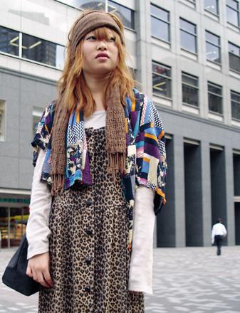 Tokio - Trendige Outfits?
